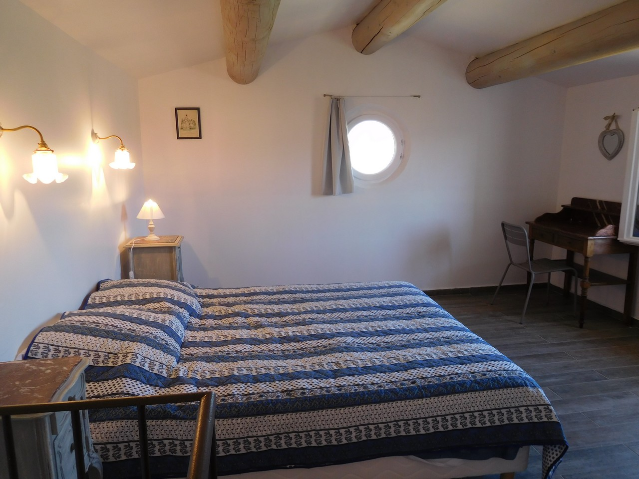 La chambre du Petit Mas